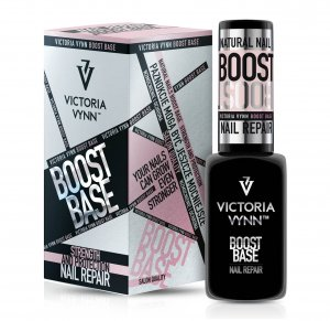 BOOSTBASE 2in1 - hybrid base and nail conditioner 8 ml VICTORIA VYNN