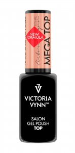 Mega Top Hard & Long nails NOWA FORMUŁA  8 ml VICTORIA VYNN